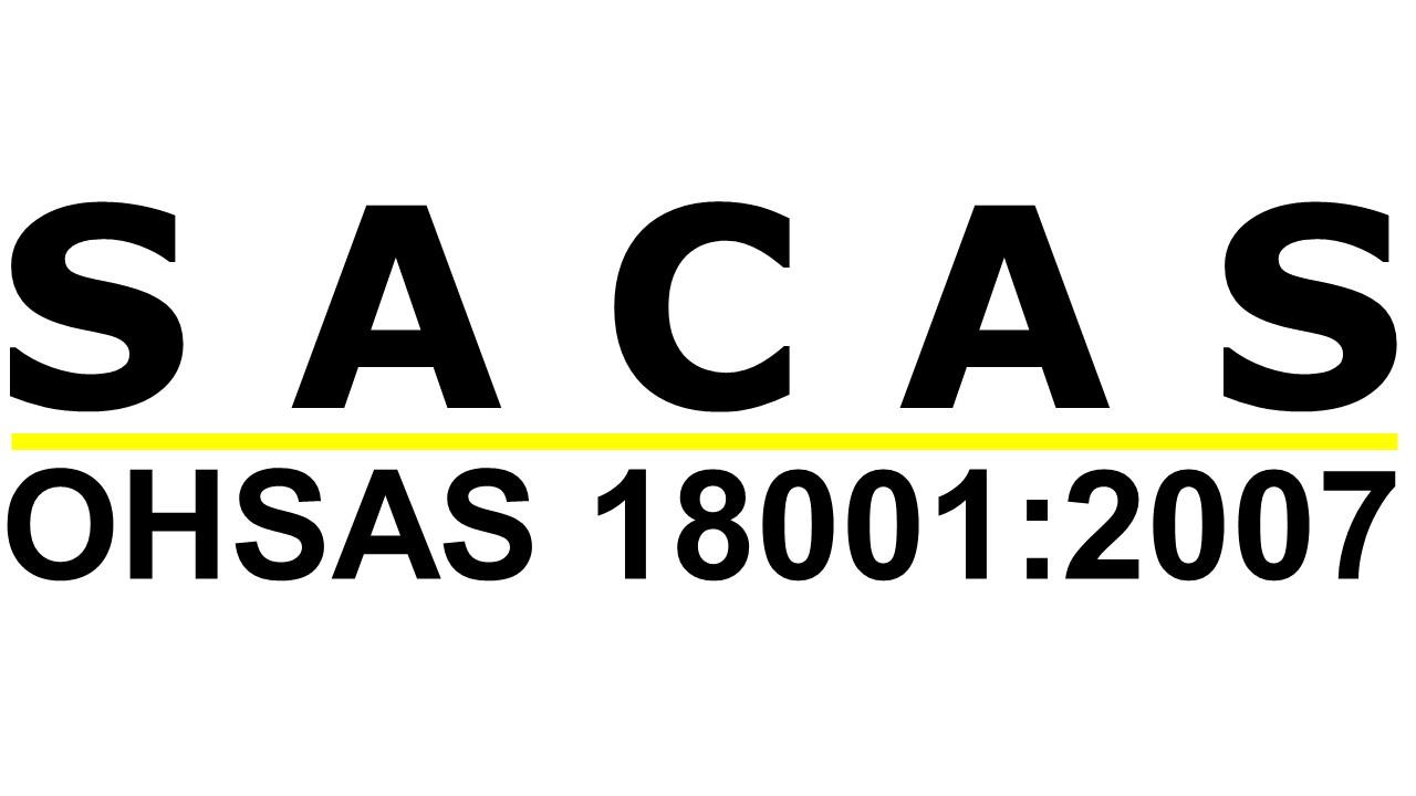 LOGO Design OHSAS 180012007