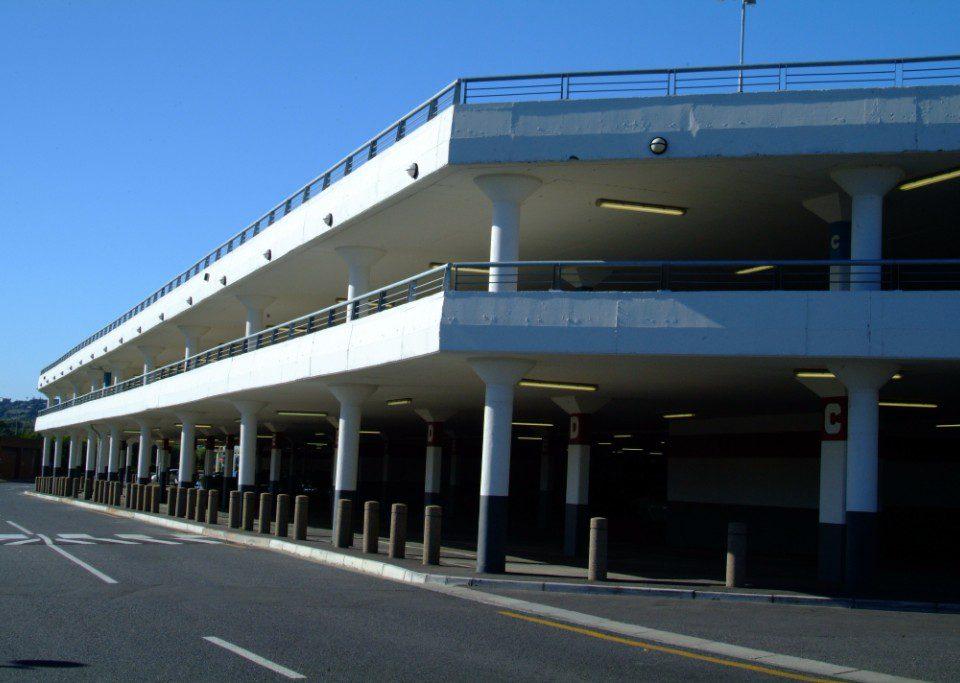 Tyger Valley Parking deck01
